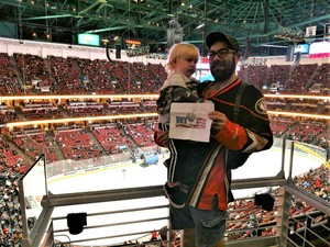 Click To Read More Feedback from Anaheim Ducks vs. Columbus Blue Jackets - NHL - Antis Roofing Community Corner