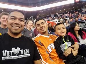 Click To Read More Feedback from Phoenix Suns vs. San Antonio Spurs - NBA