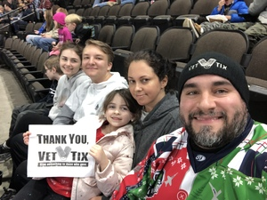 Click To Read More Feedback from Jacksonville Icemen vs. South Carolina Stingrays - ECHL