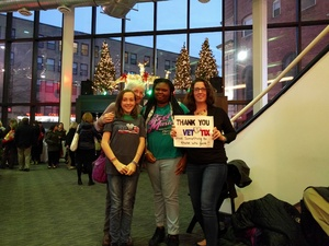 Marianne, Megan, Sue & Sabrina attended Nutcracker Performed by New Haven Ballet on Dec 16th 2018 via VetTix