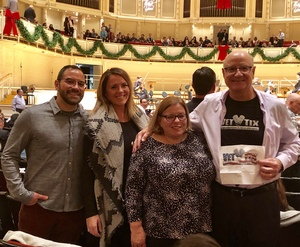 Paul attended Chen Leads All-mozart - Tracking Attendance - Presented by the Chicago Symphony Orchestra on Nov 30th 2018 via VetTix