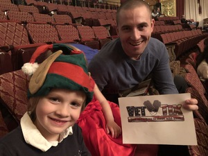 Click To Read More Feedback from The Washington Ballet Performs the Nutcracker - Friday