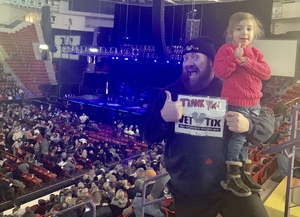 Jeremy attended Red Rock Productions Presents: STYX With Special Guest Anne Wilson of Heart Resch Center Complex 2018-2019 on Dec 29th 2018 via VetTix