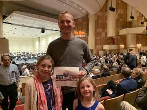 John attended Grand Canyon Suite: An HD Experience on Jan 11th 2019 via VetTix