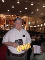 Ernest attended Carpenter Plays Rachmaninoff - Presented by the Pittsburgh Symphony Orchestra - Sunday Matinee on Apr 17th 2016 via VetTix