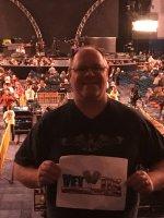 John attended Brad Paisley - Crushin'it World Tour on Jan 30th 2016 via VetTix