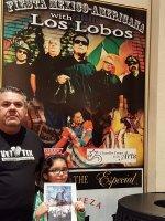 Francisco attended Fiesta Mexico-americana With Los Lobos on Jan 30th 2016 via VetTix