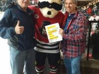 gene attended Minnesota Magicians vs. Coulee Region Chill - Nahl - Saturday on Mar 26th 2016 via VetTix