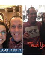 douglas attended Wagners Gotterdammerung - Presented by the Cleveland Orchestra - Saturday on Apr 2nd 2016 via VetTix