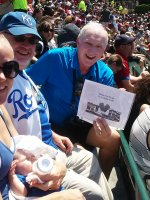 Click To Read More Feedback from Chicago White Sox vs. Kansas City Royals - MLB - Afternoon Game - Includes Pre Game Parade Pass
