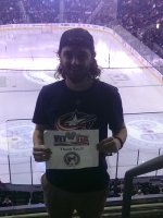 Joe C attended Columbus Blue Jackets vs. Carolina Hurricanes - NHL on Mar 24th 2016 via VetTix