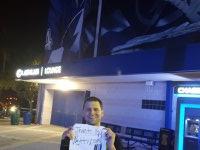 andrew attended Tampa Bay Storm vs. Orlando Predators - AFL on Apr 1st 2016 via VetTix