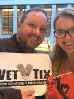 wes attended Spanish Nights - Presented by the New York Philharmonic - Thursday on Mar 31st 2016 via VetTix
