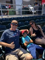 Mitchell attended Cincinnati Reds vs. Cleveland Indians - MLB Spring Training on Mar 26th 2016 via VetTix