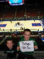 TODD attended Philadelphia 76ers vs. Boston Celtics - NBA on Mar 20th 2016 via VetTix