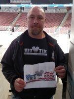 Click To Read More Feedback from Wichita Thunder vs. Quad City Mallards - ECHL - Hockey - Saturday