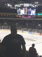 Texas Sarge attended Texas Stars vs. Milwaukee Admirals - American Hockey League - Saturday on Mar 26th 2016 via VetTix