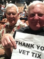 Neil attended An Evening With Ana Gasteyer - Scottsdale Center for the Performing Arts on Mar 26th 2016 via VetTix