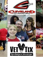 Click To Read More Feedback from Cleveland Gladiators vs. Los Angeles Kiss - AFL