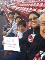 Arturo attended FC Dallas vs. Columbus Crew FC - MLS on Apr 2nd 2016 via VetTix