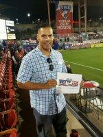 JIM attended FC Dallas vs. Columbus Crew FC - MLS on Apr 2nd 2016 via VetTix