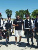 Doroteo attended 2016 San Antonio Highland Games and Celtic Music Festival - Saturday on Apr 2nd 2016 via VetTix