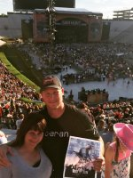 Click To Read More Feedback from Kenny Chesney - Music and Miracles Superfest With Miranda Lambert,  Sam Hunt,  and Old Dominion at Jordan Hare Stadium