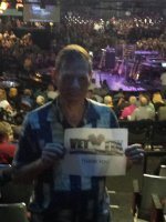David attended Alan Parsons Live Project on Mar 25th 2016 via VetTix