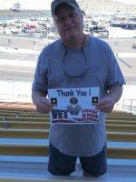 Lance attended Phoenix Grand Prix - Verizon Indycar Series - Phoenix International Raceway on Apr 2nd 2016 via VetTix