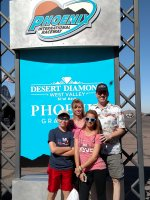 Click To Read More Feedback from Phoenix Grand Prix - Verizon Indycar Series - Phoenix International Raceway