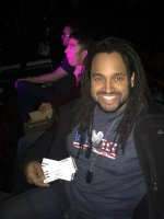 Randy attended Big Hits Throwback Fest - Tlc, Shaggy, Ja Rule, Bobby Brown and Many More on Mar 26th 2016 via VetTix