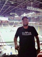 John attended Spokane Empire vs. Iowa Barnstormers - Indoor Football on Apr 1st 2016 via VetTix