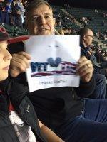 James attended Indiana Pacers vs.  vs. Orlando Magic  - NBA on Mar 31st 2016 via VetTix