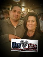 roger attended Music of the Night: Norm Lewis With the New Jersey Symphony Orchestra on Apr 17th 2016 via VetTix