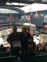 Click To Read More Feedback from Kenny Chesney Spread the Love Tour With Miranda Lambert,  Sam Hunt and Old Dominion at Chase Field