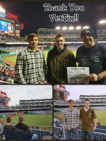 Click To Read More Feedback from Washington Nationals vs. Detroit Tigers - MLB - Ada / Handicapped With Companion Seating Only