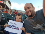 Click To Read More Feedback from Lansing Lugnuts vs. Great Lakes - MILB