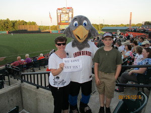 Click To Read More Feedback from Aberdeen Ironbirds vs. Hudson Valley - MILB