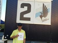 Kevin attended Minnesota United FC vs. Miami FC - NASL on Jun 11th 2016 via VetTix