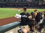 Click To Read More Feedback from Arizona Diamondbacks vs. Washington Nationals - MLB - Afternoon Game