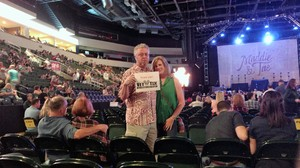 Matthew attended Brad Paisley - Life Amplified World Tour With Special Guests Tyler Farr and Maddie and Tae on Aug 26th 2016 via VetTix