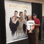 Click To Read More Feedback from Maks and Val Live on Tour