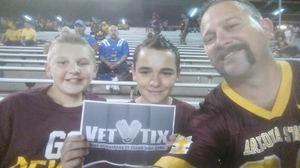 Click To Read More Feedback from Arizona State Sun Devils vs. U. C. L. A. - NCAA Football