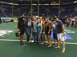 Click To Read More Feedback from Arizona Rattlers vs. Cleveland Gladiators - AFL Playoffs Conference Finals