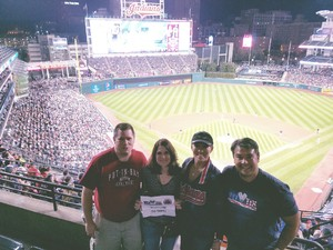 Click To Read More Feedback from Cleveland Indians vs. Kansas City Royals - MLB