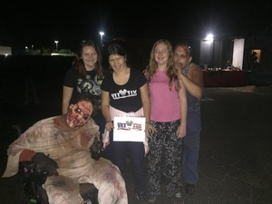 Click To Read More Feedback from Sanctum of Horror - Haunted Attraction - Tickets Only Good for Sept. 24th