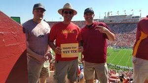 Click To Read More Feedback from USC Trojans vs. Colorado - NCAA Football