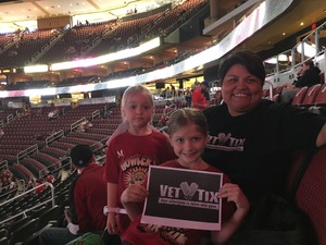 Click To Read More Feedback from Arizona Coyotes vs. Philadelphia Flyers - NHL - Opening Night