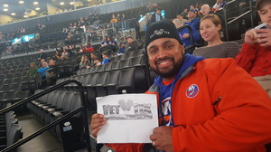Click To Read More Feedback from New York Islanders vs. Pittsburgh Penguins  - NHL - Veteran of the Game - Please Read Before Claiming