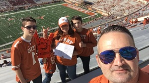 Click To Read More Feedback from University of Texas Longhorns vs. West Virginia - NCAA Football